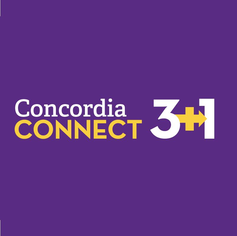 Concordia connect 3+1