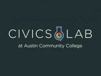 Civics Lab at Austin Community College logo