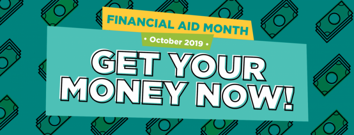 Financial Aid Month October 2019