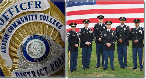 Acc District Police Austin Community College District