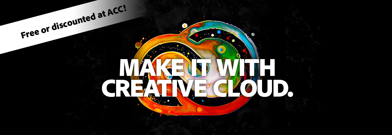 Adobe Creative Cloud at ACC | Austin Community College District