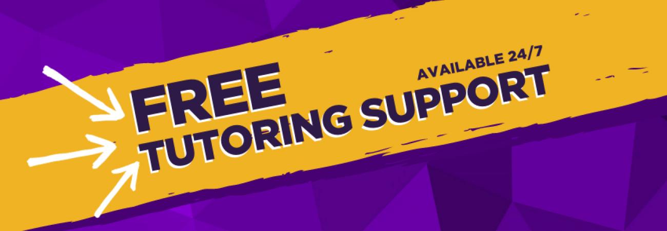 Free Tutoring Support