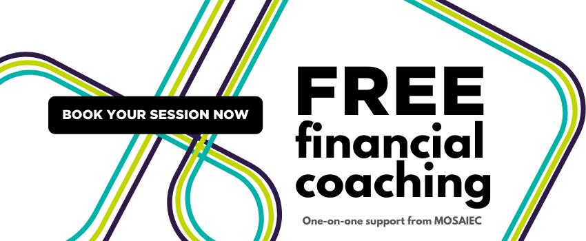 Financial Coaching via MOSAIEC