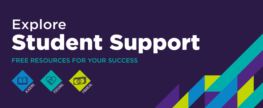 Explore student support: free resources for your success