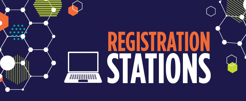 Registration Stations