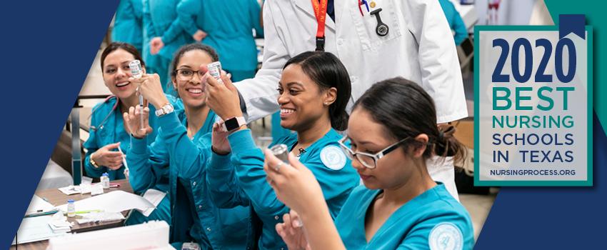 2020 Best Nursing Schools in Texas