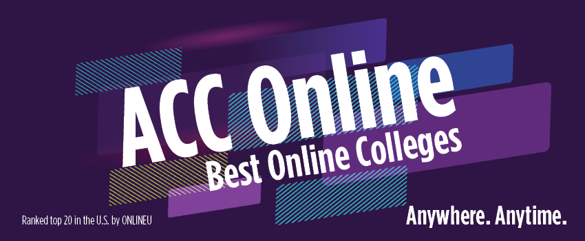 ACC Online Best Online Colleges Anywhere. Anytime.