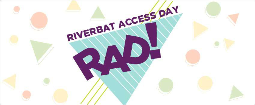 Start strong Connect to student resources at Riverbat Access Day.