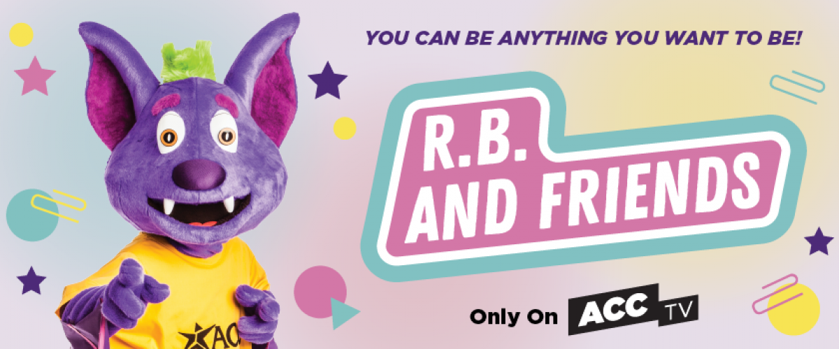 R.B. and Friends promotional graphic.