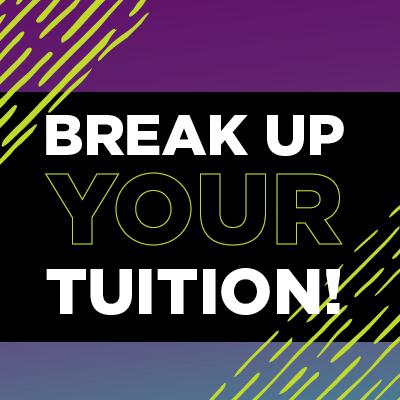 Break Up Your Tuition