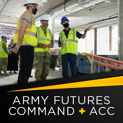 Army Futures Command + ACC