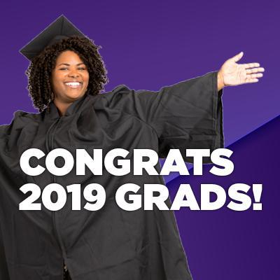 Congrats 2019 Grads!