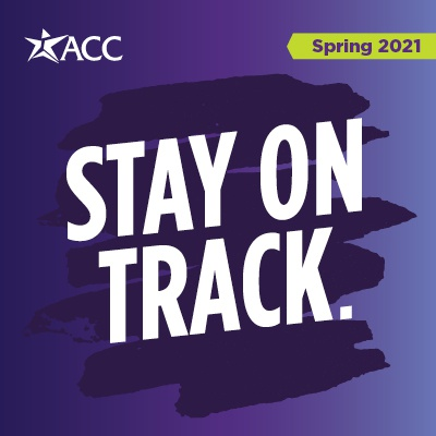 Stay on Track in Spring 2021