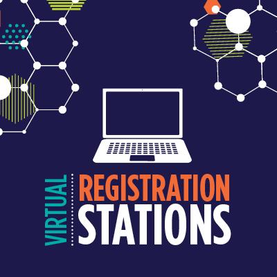virtual registration stations