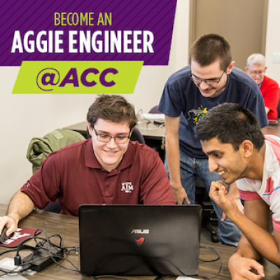 Become an Aggie Engineer at ACC