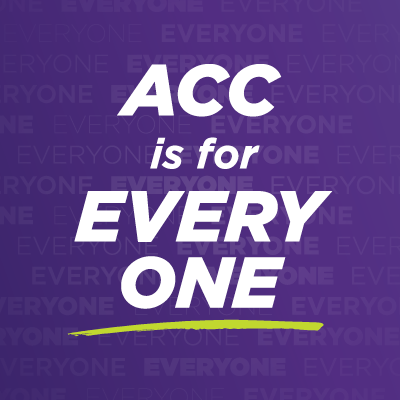 ACC is for Everyone