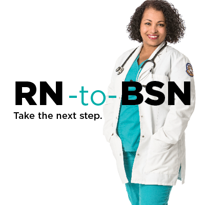 RN-to-BSN. Take the next step at ACC.