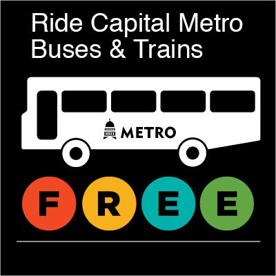 Ride Capital Metro Buses and Trains Free with the ACC Green Pass