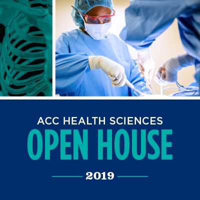 ACC Health Sciences Open House 2019