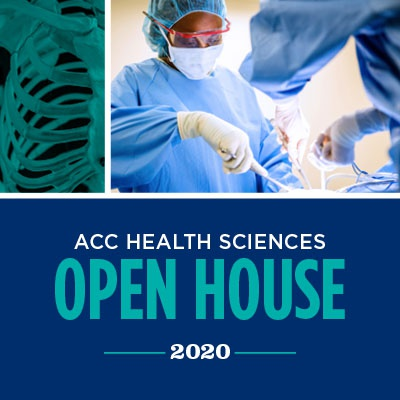 ACC Health Sciences Open House 2020