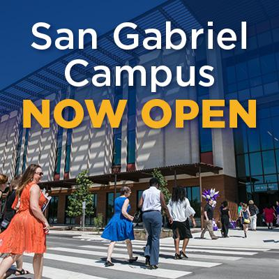 San Gabriel Campus now open