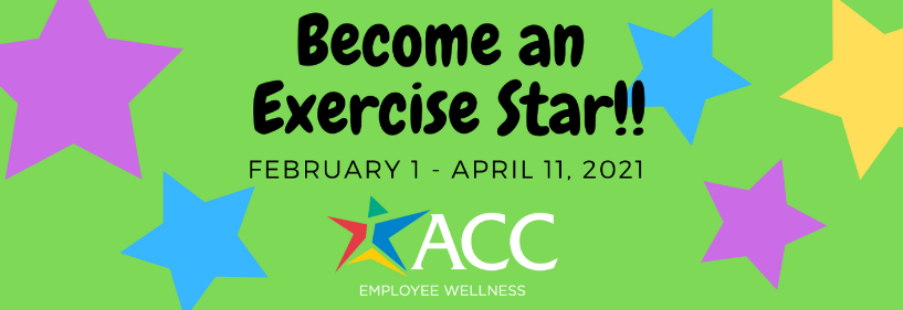 Become an ACC Exercise Star