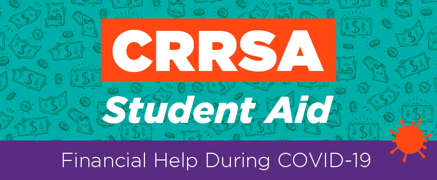 CRRSA Funding Graphic
