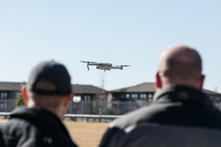 Public Safety Training Center Drone Program