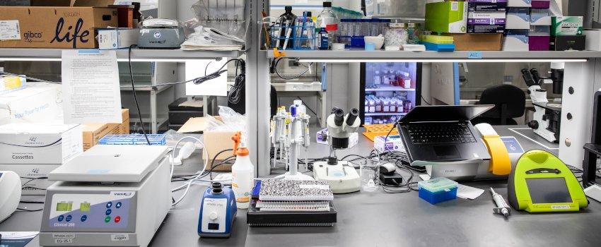Bioscience Incubator equipment