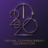 2020 virtual commencement celebration