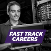 Fast Track Careers Graphic