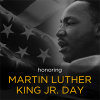 honoring Martin Luther King Jr. Day
