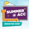Summer registration at ACC