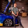 Dusty Mills - Honda PACT - Auto Tech