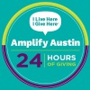 Graphic of Amplify Austin